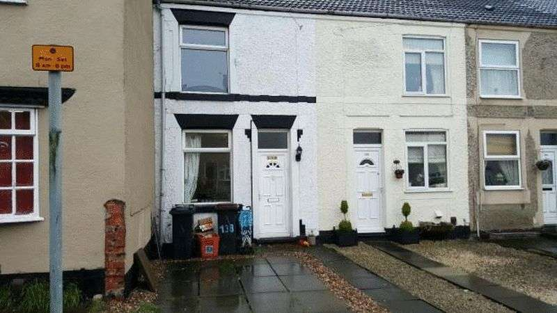 2 Bedrooms Terraced House for sale in Central Road, Coalville