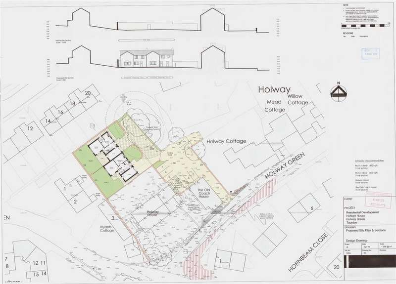 Plot Commercial for sale in Holway Green, Taunton