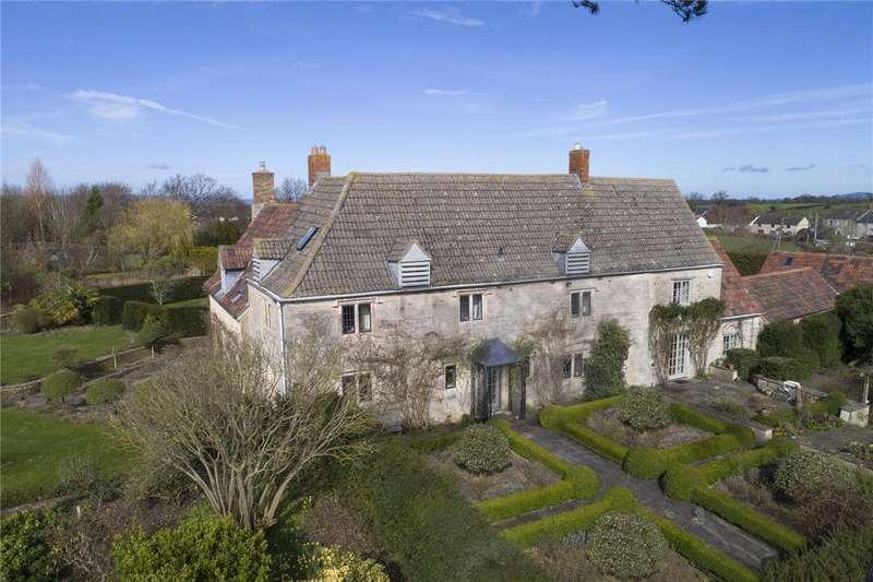 6 Bedrooms Detached House for sale in Coaley, Dursley, Gloucestershire