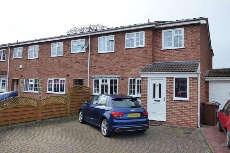 4 Bedrooms Mews House for sale in The Alders, Barton Under Needwood