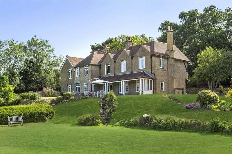 6 Bedrooms Detached House for sale in Church Lane, Godstone, Surrey, RH9