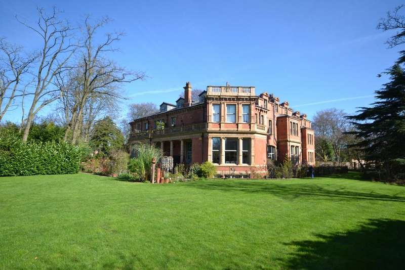 2 Bedrooms Apartment Flat for sale in Lawnhurst, Wilmslow Road, Didsbury