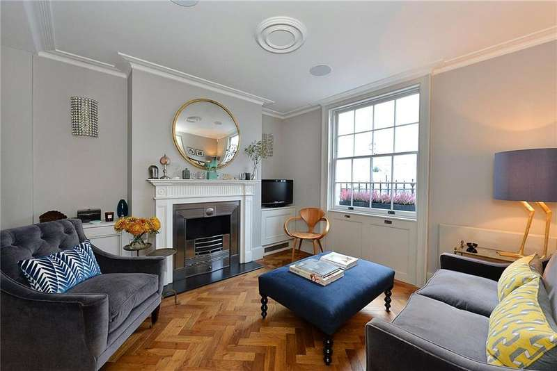 3 Bedrooms Parking Garage / Parking for sale in Molyneux Street, Marylebone, London, W1H