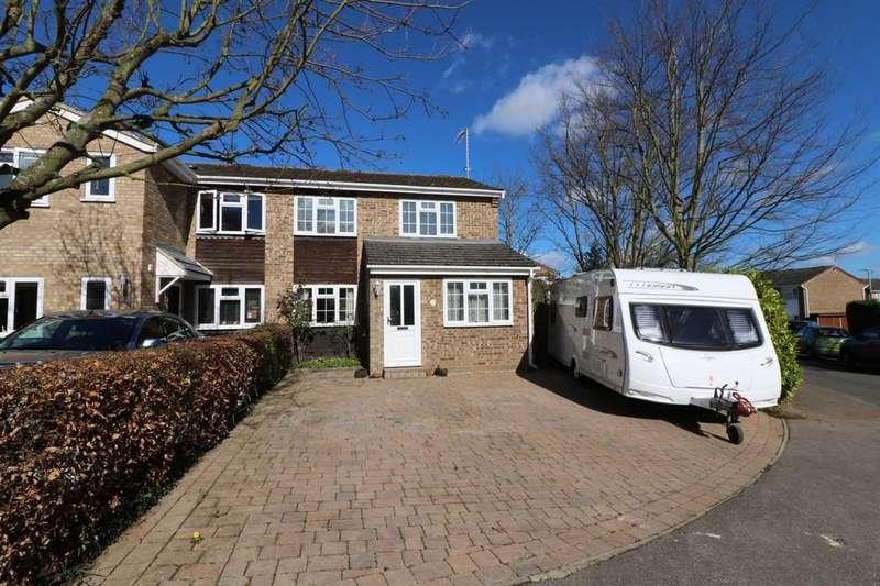 3 Bedrooms Semi Detached House for sale in Batchelors, Puckeridge