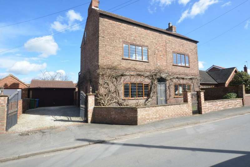 4 Bedrooms Detached House for sale in High Street, Barmby-On-The-Marsh