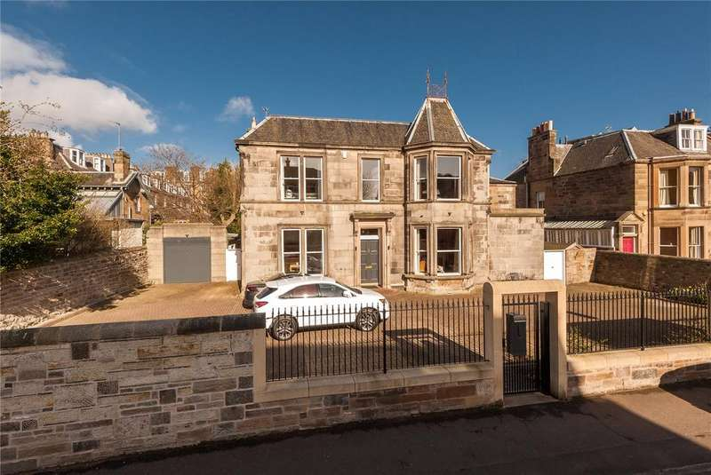 7 Bedrooms Detached House for sale in Tipperlinn Road, Edinburgh