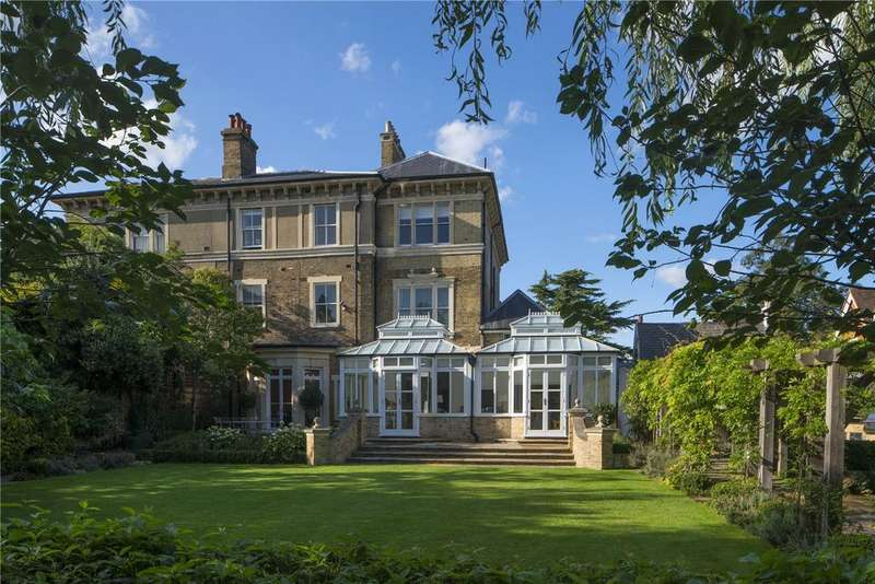 7 Bedrooms Unique Property for sale in Copse Hill, Wimbledon, London, SW20