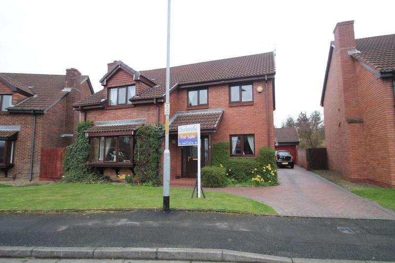 4 Bedrooms House for sale in Eden Way, Billingham