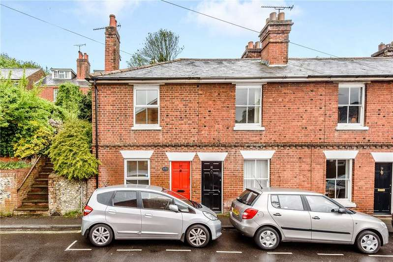 2 Bedrooms Terraced House for sale in Wharf Hill, Winchester, Hampshire, SO23