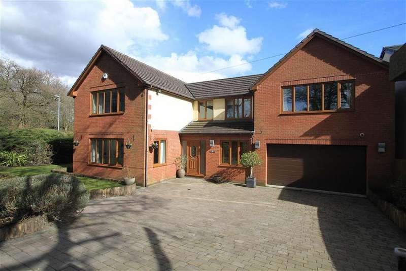 5 Bedrooms Detached House for sale in 22, Norden Road, Bamford, Rochdale, OL11