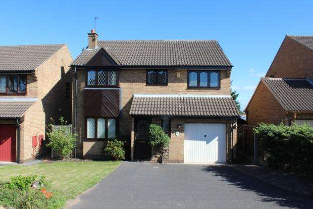4 Bedrooms Detached House for sale in Sycamore Close, Rainworth, Mansfield, NG21
