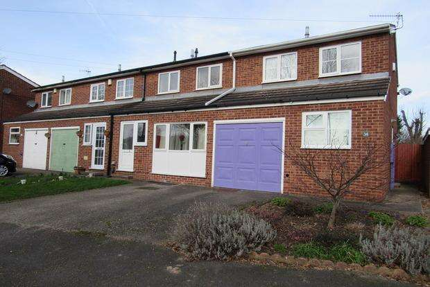2 Bedrooms Terraced House for sale in Downing Street, Bulwell, Nottingham, NG6