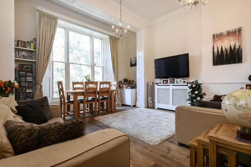2 Bedrooms Flat for sale in Shooters Hill Road London SE3