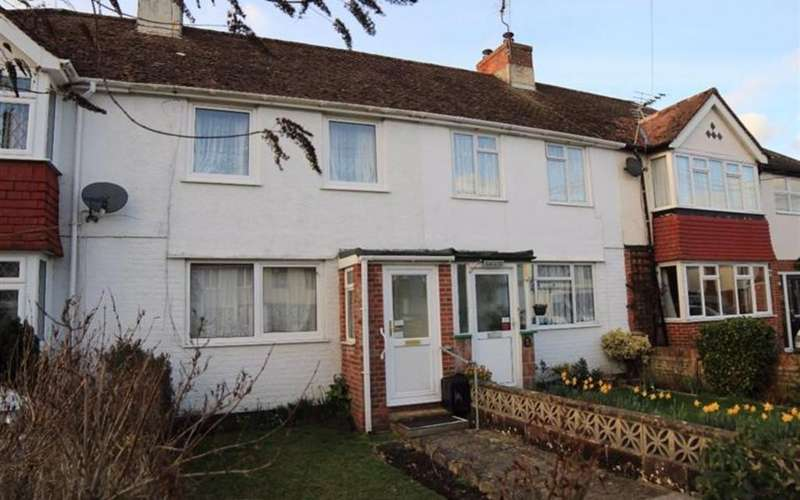 2 Bedrooms Terraced House for sale in Sutton Road, Totton, Southampton