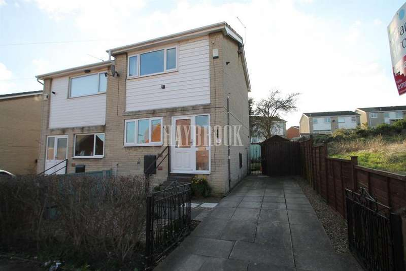 2 Bedrooms Semi Detached House for sale in Mortimer Road, Maltby