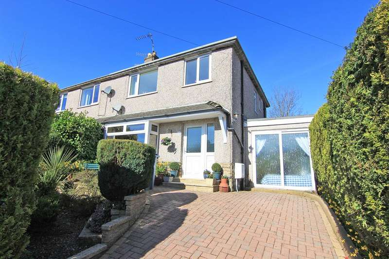 4 Bedrooms Semi Detached House for sale in 55 Regent Crescent, Skipton,