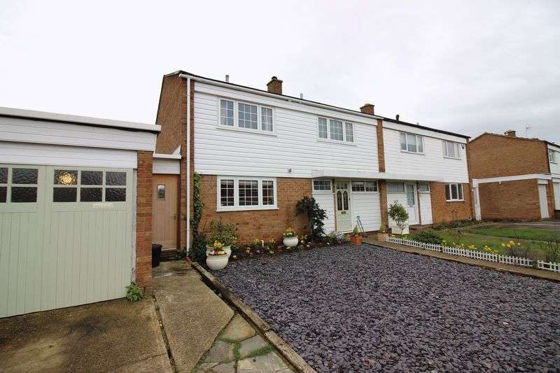 5 Bedrooms Semi Detached House for sale in Copse Hill, Harlow, CM19