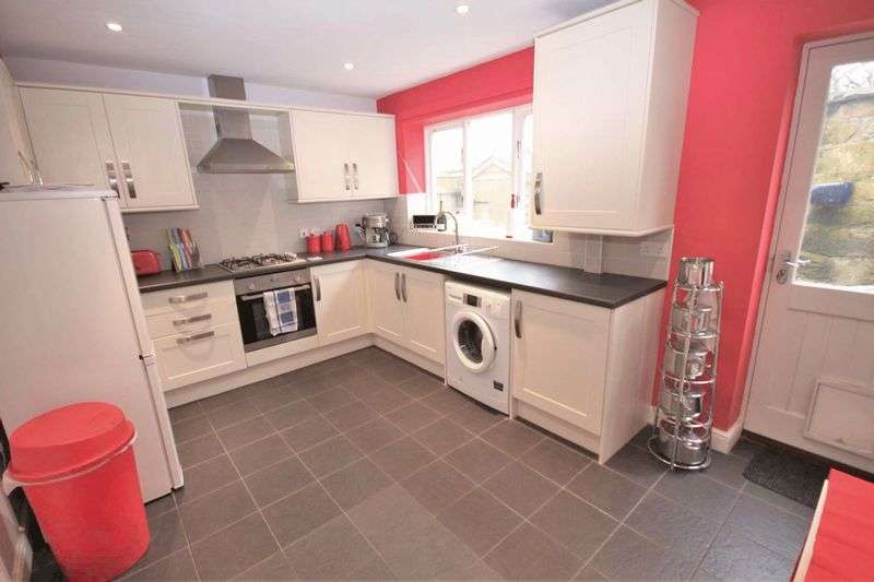 2 Bedrooms Terraced House for sale in The Courtyard, Broctune Gardens, Brotton