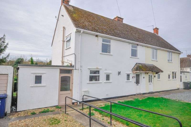 3 Bedrooms Semi Detached House for sale in Brookside, Great Paxton