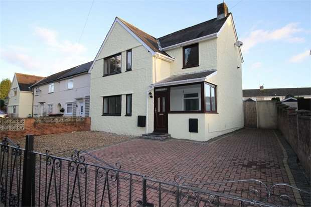 3 Bedrooms End Of Terrace House for sale in Wern Terrace, Rogerstone, NEWPORT