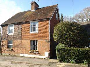 3 Bedrooms Semi Detached House for sale in Sheppards Cottages, Vale Road, Hawkhurst, Cranbrook