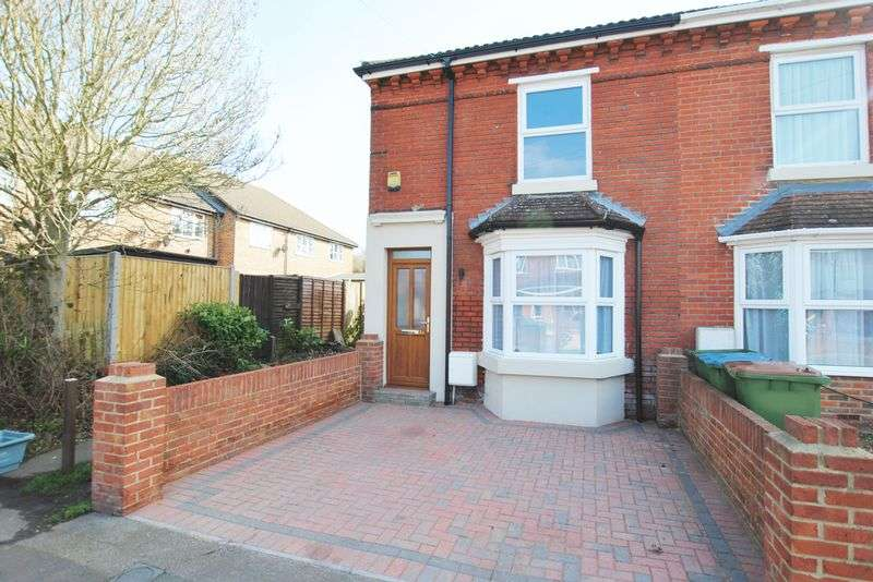 2 Bedrooms Terraced House for sale in North East Road, Sholing