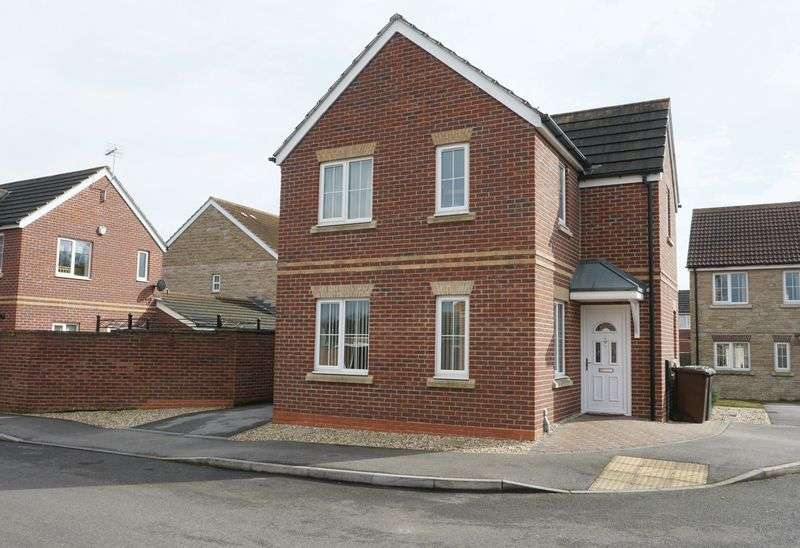 3 Bedrooms Detached House for sale in Cherry Blossom Court, Lincoln