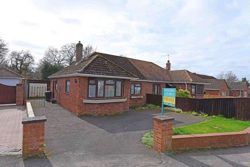 2 Bedrooms Semi Detached Bungalow for sale in Ash Grove Kingsclere