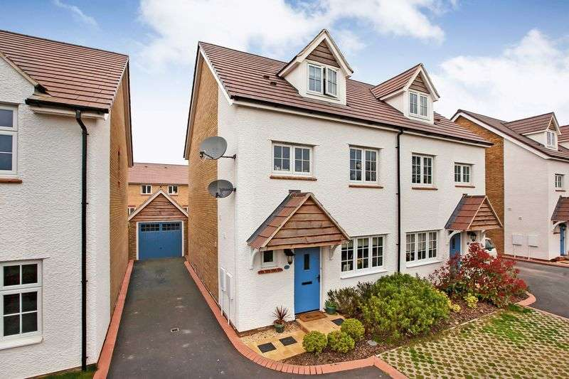 4 Bedrooms Semi Detached House for sale in BATHPOOL