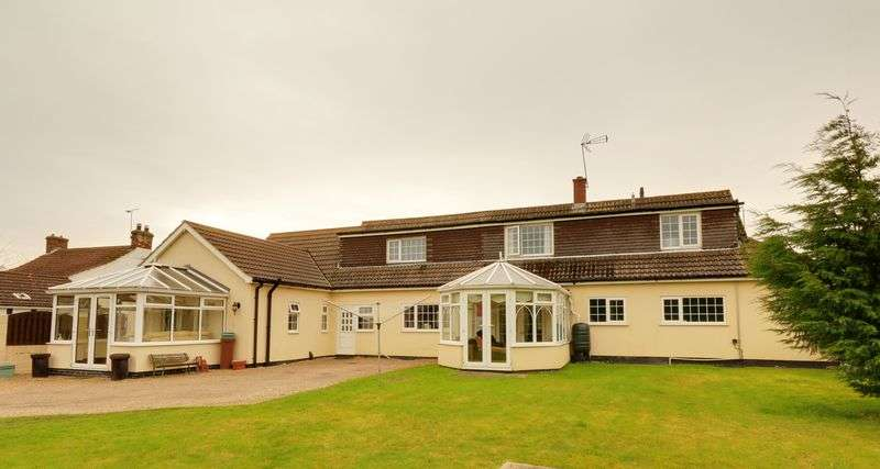 6 Bedrooms Detached House for sale in Westgate Road, Belton