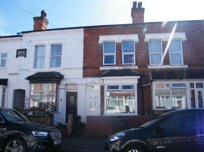 3 Bedrooms Terraced House for sale in Frances Road, Kings Norton, Birmingham, West Midlands