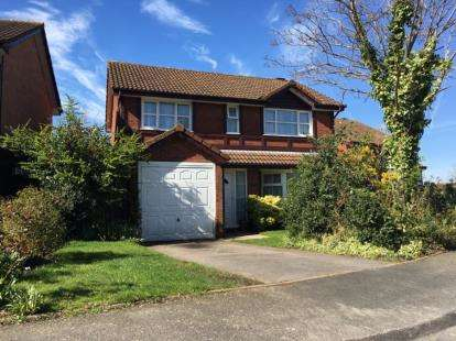 4 Bedrooms Detached House for sale in The Downs, Aldridge, Walsall, West Midlands