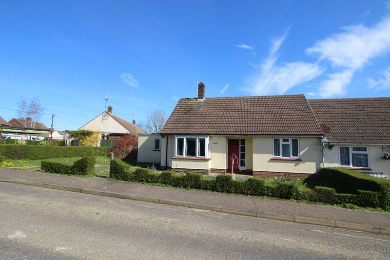 2 Bedrooms Semi Detached House for sale in Walford Way, Coggeshall