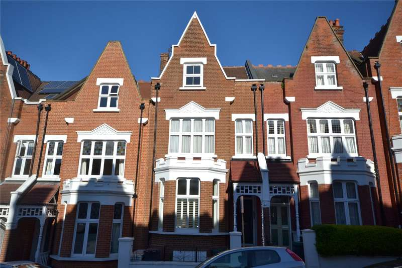 2 Bedrooms Maisonette Flat for sale in Briston Grove, Crouch End, London, N8