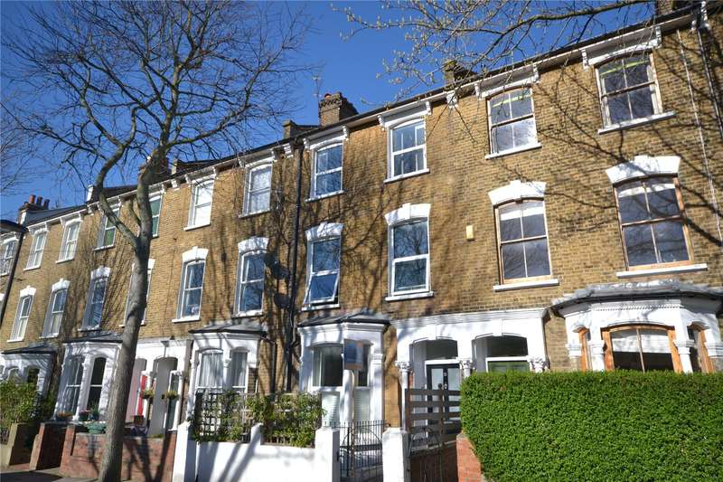 2 Bedrooms Apartment Flat for sale in Marriott Road, Stroud Green, London, N4