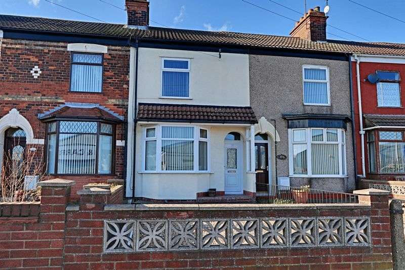 3 Bedrooms Terraced House for sale in Leads Road, Hull