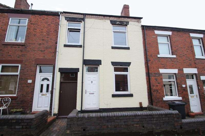 3 Bedrooms Terraced House for sale in Apedale Road, Newcastle