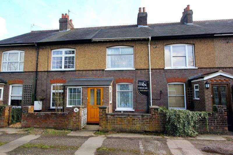 2 Bedrooms Terraced House for sale in The Green, Caddington