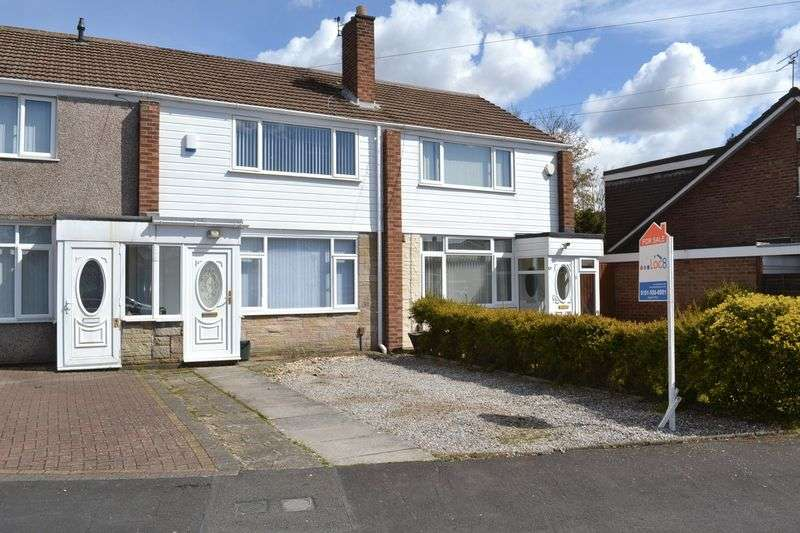 3 Bedrooms Mews House for sale in Hillcrest, Maghull, Liverpool
