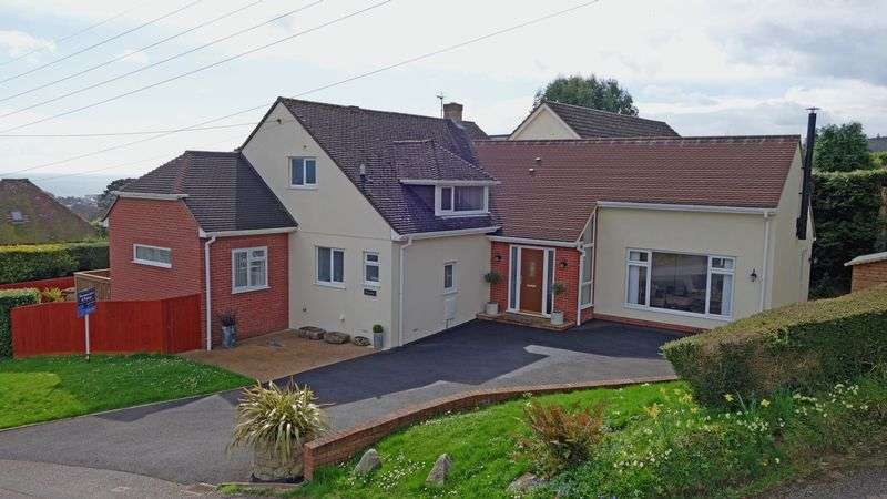 4 Bedrooms Detached House for sale in Coreway, Sidford