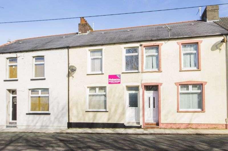 3 Bedrooms Terraced House for sale in Muriel Terrace, Merthyr Tydfil