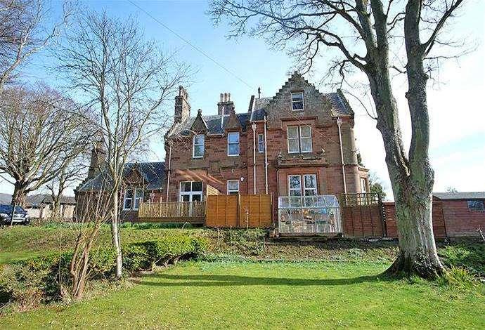 1 Bedroom Flat for sale in 65b Abbotsford Road, Galashiels, TD1 3HN