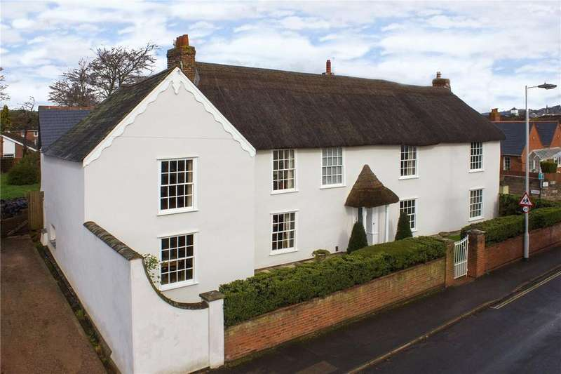 4 Bedrooms Detached House for sale in Chudleigh Road, Alphington, Exeter, Devon, EX2