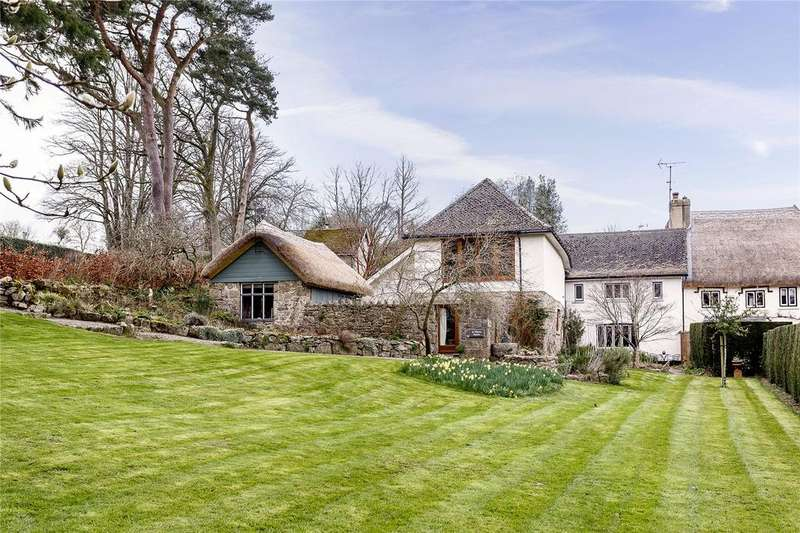 5 Bedrooms House for sale in Murchington, Chagford, Newton Abbot, Devon