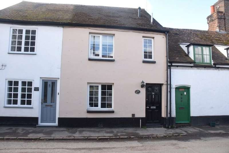 3 Bedrooms Terraced House for sale in Brook Street, Watlington, OX49