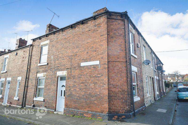 2 Bedrooms Terraced House for sale in Goosebutt Street, Parkgate, Rotherham