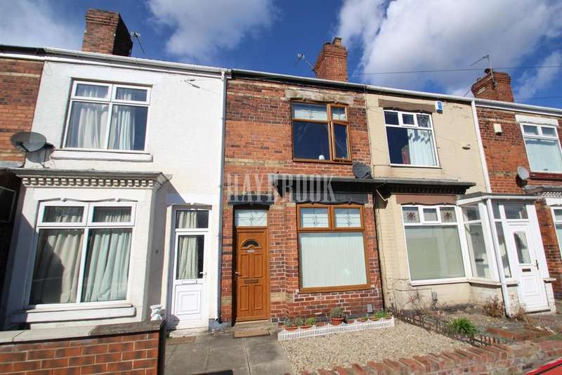 2 Bedrooms Terraced House for sale in Badsley Moor Lane, Cllifton