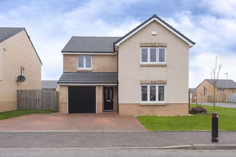 4 Bedrooms Detached Villa House for sale in 67 Red Deer Road, Cambuslang, Glasgow, G72 6QF
