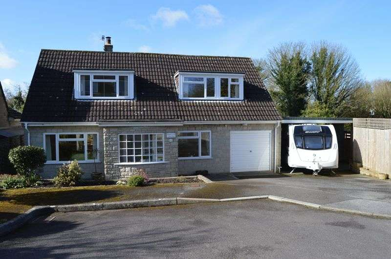 3 Bedrooms Detached House for sale in Paddock Close, Shaftesbury