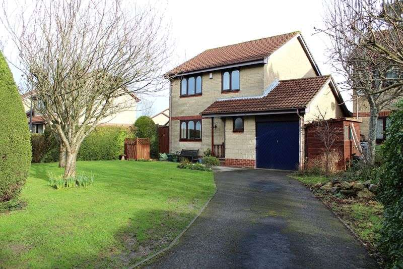 3 Bedrooms Detached House for sale in Summer Lane North, Worle